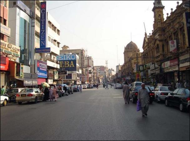 Karachi City Shopping