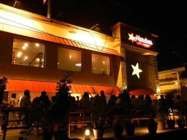 hardees restaurant karachi deals