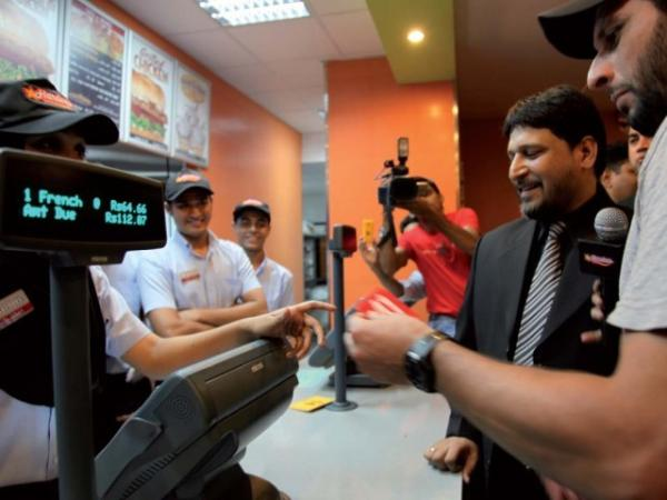 Hardees In Pakistan