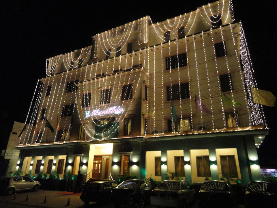 Desert Palm Hotel Rahim Yar Khan Contact Room Rent