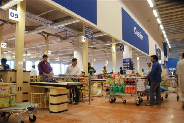 Metro cash carry super market shopping karachi for N gents salon karachi prices