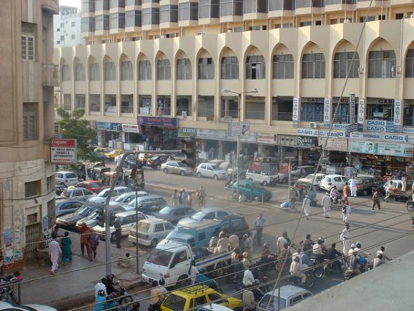 Midway Airport Parking >> Paradise Hotel Karachi - Contact, Room Rent, Booking ...
