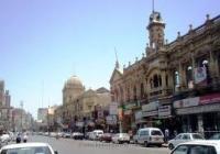 Zaibunnisa  Street