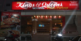 Kings & Queens Pizza Parlour Lahore