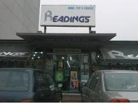 READINGS Book Store