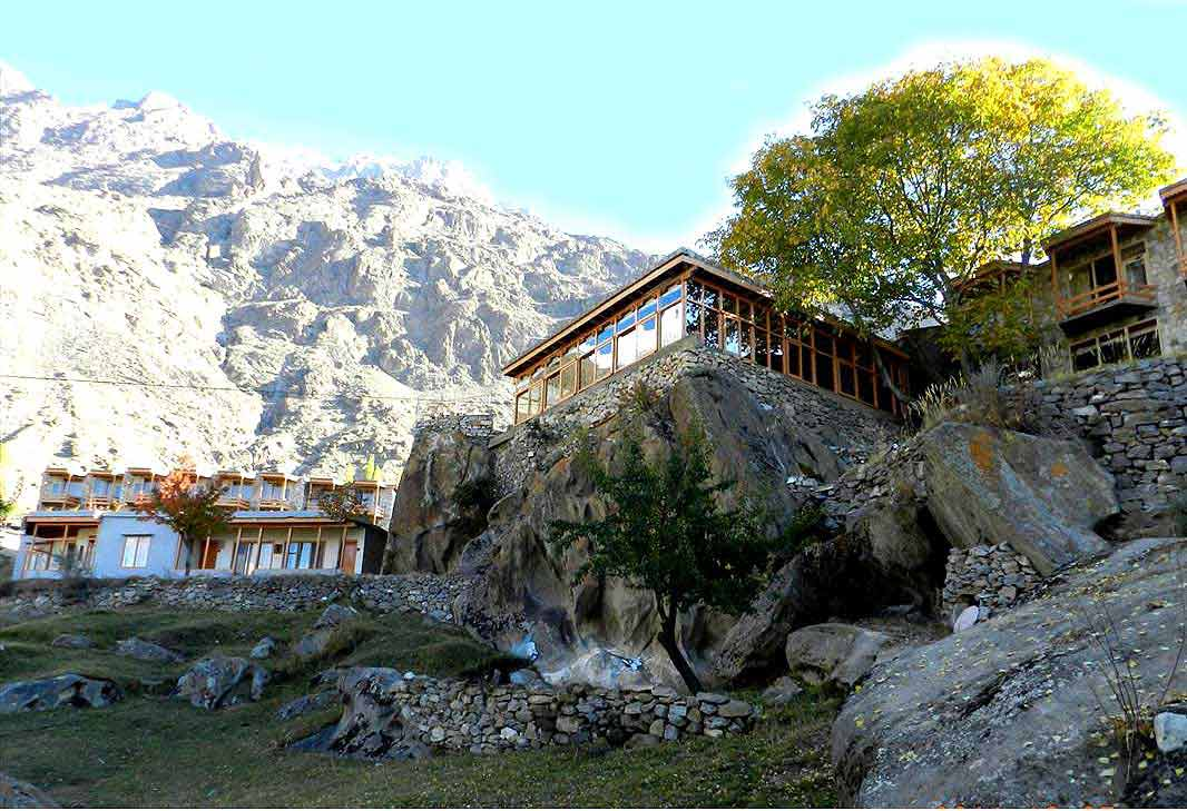 Hunza Eagles Nest Hotel