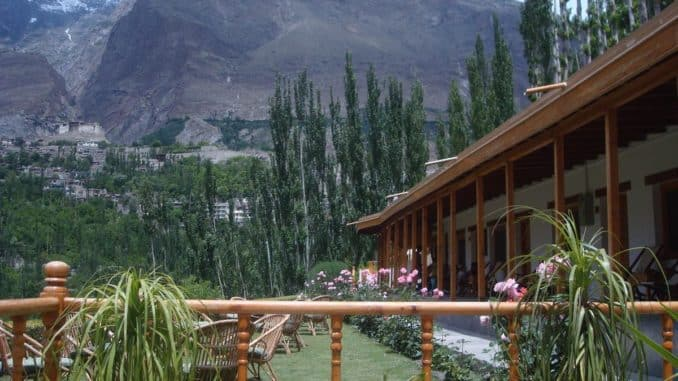 Hunza Baltit Inn