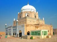Baha-ud-din Zakariya (Mausoleum)
