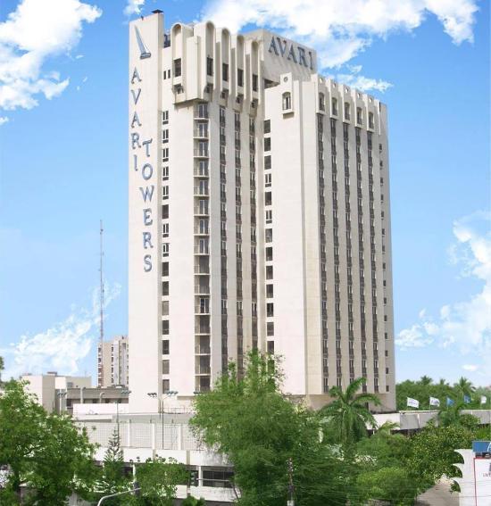 Avari Towers Hotel