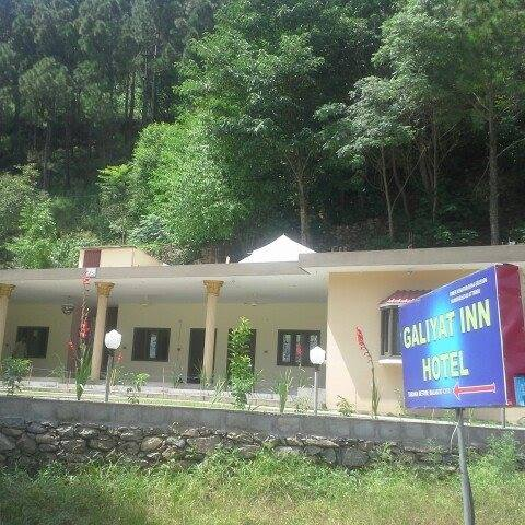 New Galiyat Hotel