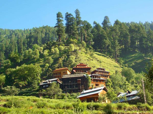 Poonch Kashmir Hazara Hotel