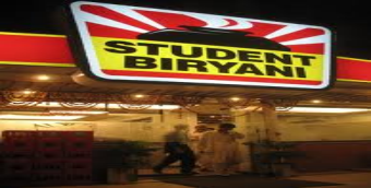 Student Biryani Hyderabad