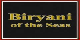 Biryani of the Seas Restaurant Karachi