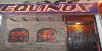 Cafe Equinox Restaurant Karachi