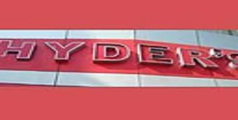 Hyder's Restaurant Karachi
