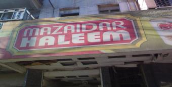 Mazedaar Haleem Karachi