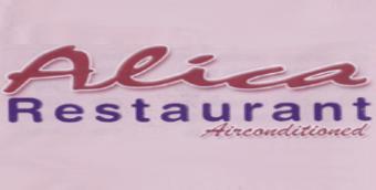 Alica Restaurant Karachi