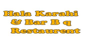 Hala Karahi & Bar.B.Q Restaurant Karachi